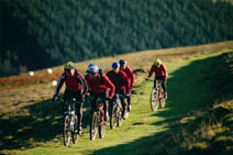 Mountain Biking in the Black Mountains